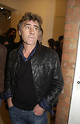 Glenn Matlock, Babyshambles Exhibition , Photographs by Danny Clifford <br />The Old Sony Ericsson Proud Galleries, Greenland St. Camden, London  5 December  2005. ONE TIME USE ONLY - DO NOT ARCHIVE  © Copyright Photograph by Dafydd Jones 66 Stockwell Park Rd. London SW9 0DA Tel 020 7733 0108 www.dafjones.com