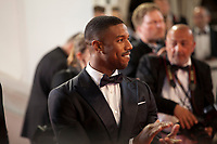 Actor Michael B. Jordan at the Farenheit 451 gala screening at the 71st Cannes Film Festival, Saturday 12th May 2018, Cannes, France. Photo credit: Doreen Kennedy