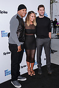 """L to R: LL COOL J, CHRISSY TEIGEN, and JOHN KRASINSKI attend Spike TV's 'For Your Consideration Event' for the members of the Television Academy with a screening of """"Lip Sync Battle"""" on June 14, 2016 at the Television Academy in North Hollywood, California."""