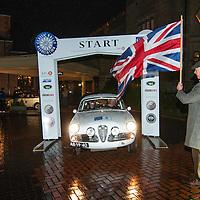 Car 09 Rob van der Leeuw Maurits Verhoeff Alfa Romeo Giulietta Sprint Veloce