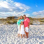 Dickens Family Beach Photos