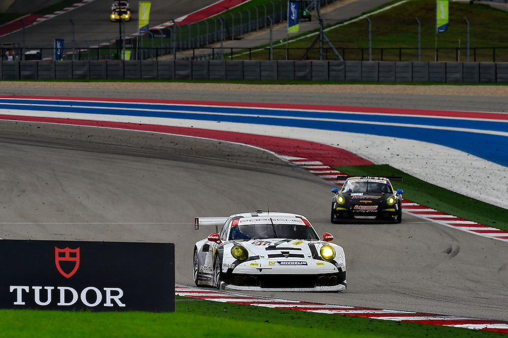 18-20 September 2014, Austin, Texas USA<br /> 911, Porsche, 911 RSR, GTLM, Nick Tandy, Richard Lietz, Jorg Bergmeister<br /> &copy;2014, Scott R LePage <br /> LAT Photo USA