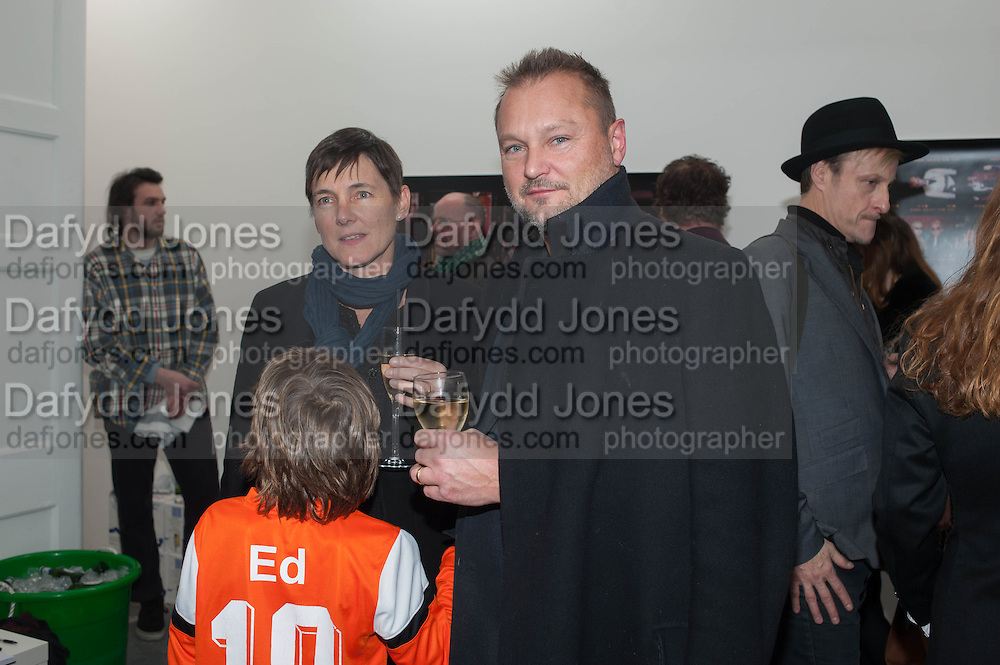 SADIE COLES; JUERGEN TELLER, Nicola Tyson exhibition of photographs: Bowie Nights at Billy's Club London 1978. Sadie Coles HQ. 9 Balfour Mews, London W1. 25 January 2013.