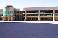 Judson E. Williams Convention Center in downtown, El Paso, Texas.