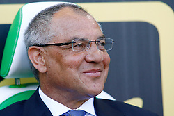 24.04.2010, Volkswagen Arena, Wolfsburg, GER, 1.FBL, VfL Wolfsburg vs 1.FC Koeln, im Bild Felix Magath (Chef-Trainer Wolfsburg) .EXPA Pictures © 2011, PhotoCredit: EXPA/ nph/  Schrader       ****** out of GER / SWE / CRO  / BEL ******
