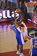 DESCRIZIONE : Roma Lega A 2014-15 <br /> Acea Virtus Roma - Acqua Vitasnella Cantu<br /> GIOCATORE : Ndudi Ebi <br /> CATEGORIA : penetrazione tiro tecnica equilibrio <br /> SQUADRA : Acea Virtus Roma<br /> EVENTO : Campionato Lega A 2014-2015 <br /> GARA : Acea Virtus Roma - Acqua Vitasnella Cantu<br /> DATA : 10/05/2015<br /> SPORT : Pallacanestro <br /> AUTORE : Agenzia Ciamillo-Castoria/N. Dalla Mura<br /> Galleria : Lega Basket A 2014-2015  <br /> Fotonotizia : Roma Lega A 2014-15 Acea Virtus Roma - Acqua Vitasnella Cantu