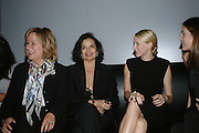 Bianca Jagger, Naomi Watts, Collaborative Presentation with artist Martin Creed of Calvin Klein's new collection at P3, Marylebone Road October 15, 2007 -DO NOT ARCHIVE-© Copyright Photograph by Dafydd Jones. 248 Clapham Rd. London SW9 0PZ. Tel 0207 820 0771. www.dafjones.com.