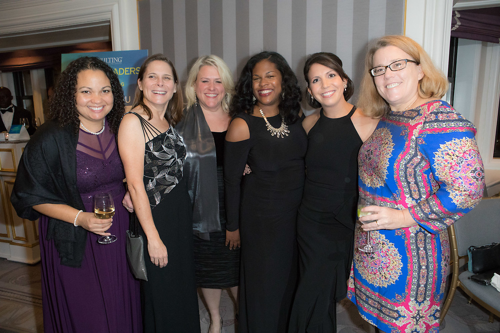 Consulting Magazine Women's Leaders in Consulting 2017