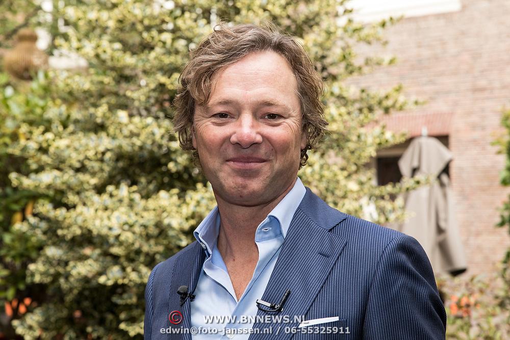 NLD/Amsterdam/20190910 - Lancering Platform Celebabs, Frits Sissing