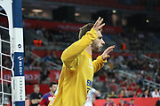 Vladimir Cupara (Serbia) during the EHF 2018 Men's European Championship, 2nd Round, Handball match between Serbia and France on January 22, 2018 at the Arena in Zagreb, Croatia - Photo Laurent Lairys / ProSportsImages / DPPI