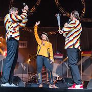 NLD/Amsterdam/20170210 - Koen en Sander Bierfest 2017, Nicolien Sauerbreij