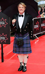 "Edinburgh International Film Festival, Sunday 26th June 2016<br /> <br /> Stars turn up on the closing night gala red carpet for the World Premiere of ""Whisky Galore!""  at the Edinburgh International Film Festival 2016<br /> <br /> Eddie Izzard who plays Captain Wagget in the film.<br /> <br /> (c) Alex Todd 