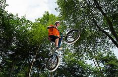 20130620 Kronen cykelbane Hvidovre