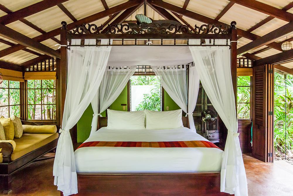 Open air casita at Latitude 10 Resort, Santa Teresa, Costa Rica