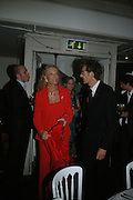MATTHEW CARR AND PRINCESS MICHAEL OF KENT, Dinner in aid of 'Action Trust For the Blind organised by Matthew Carr. 20th Century Theatre. Westbourne Gro. London. 26 September 2007. -DO NOT ARCHIVE-© Copyright Photograph by Dafydd Jones. 248 Clapham Rd. London SW9 0PZ. Tel 0207 820 0771. www.dafjones.com.