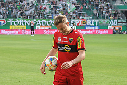 25.05.2019, Allianz Stadion, Wien, AUT, 1. FBL, SK Rapid Wien vs Cashpoint SCR Altach, Qualifikationsgruppe, 32. Spieltag, im Bild Marco Meilinger (SCR Altach) // during the tipico Bundesliga qualification group 32nd round match between SK Rapid Wien and Cashpoint SCR Altach at the Allianz Stadion in Wien, Austria on 2019/05/25. EXPA Pictures © 2019, PhotoCredit: EXPA/ Lukas Huter