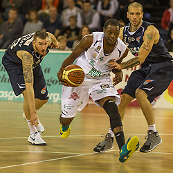 Glasgow Rocks v Plymouth University Raiders | British Basketball League | 13 October 2013