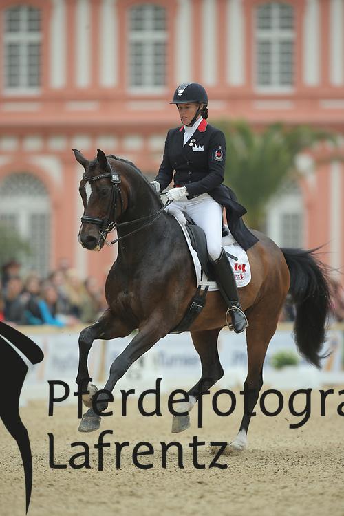 Pavicic, Karen, Don Daiquiri<br /> Wiesbaden - Pfingstturnier 2015<br /> Grand Prix de Dressage<br /> © www.sportfotos-lafrentz.de/Stefan Lafrentz