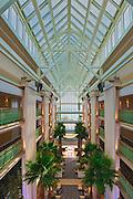 Loews Santa Monica Beach Hotel, Santa Monica, CA, Beachfront Hotel, Panorama