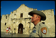 02: SAN ANTONIO ALAMO GROUNDS