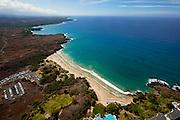 Hapuna Beach, Mauna Kea Beach Resort, Kohala Coast, Island of Hawaii