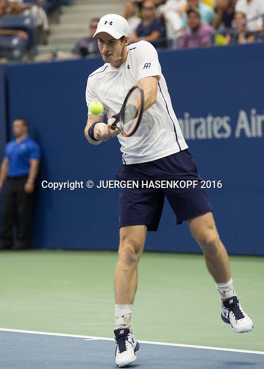 ANDY MURRAY (GBR)<br /> <br /> Tennis - US Open 2016 - Grand Slam ITF / ATP / WTA -  USTA Billie Jean King National Tennis Center - New York - New York - USA  - 7 September 2016.