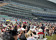 © licensed to London News Pictures. ASCOT, UK.  16/06/11. Ladies Day at Royal Ascot 16 June 2011. Royal Ascot has established itself as a national institution and the centrepiece of the British social calendar as well as being a stage for the best racehorses in the world. Mandatory Credit Stephen Simpson/LNP