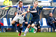Onderwerp/Subject: SC Heerenveen - Willem II - Eredivisie<br /> Reklame:  <br /> Club/Team/Country: <br /> Seizoen/Season: 2012/2013<br /> FOTO/PHOTO: Ramon ZOMER (L) of SC Heerenveen in duel with Aurelien JOACHIM (R) of Willem II. (Photo by PICS UNITED)<br /> <br /> Trefwoorden/Keywords: <br /> #04 $94 ±1355241558607<br /> Photo- & Copyrights © PICS UNITED <br /> P.O. Box 7164 - 5605 BE  EINDHOVEN (THE NETHERLANDS) <br /> Phone +31 (0)40 296 28 00 <br /> Fax +31 (0) 40 248 47 43 <br /> http://www.pics-united.com <br /> e-mail : sales@pics-united.com (If you would like to raise any issues regarding any aspects of products / service of PICS UNITED) or <br /> e-mail : sales@pics-united.com   <br /> <br /> ATTENTIE: <br /> Publicatie ook bij aanbieding door derden is slechts toegestaan na verkregen toestemming van Pics United. <br /> VOLLEDIGE NAAMSVERMELDING IS VERPLICHT! (© PICS UNITED/Naam Fotograaf, zie veld 4 van de bestandsinfo 'credits') <br /> ATTENTION:  <br /> © Pics United. Reproduction/publication of this photo by any parties is only permitted after authorisation is sought and obtained from  PICS UNITED- THE NETHERLANDS