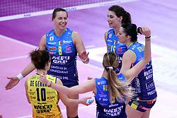 04-03-2017 ITA: Semifinal Coppa Italia Imoco Volley Conegliano - Igor Gorgonzola Novara, Firenze<br /> Robin de Kruijf #15<br /> <br /> ***NETHERLANDS ONLY***