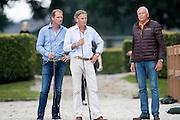 Joop van Uytert, Nico Witte en Tim Coomans<br /> Excellent Dressage Sales<br /> Longines FEI/WBFSH World Breeding Dressage Championships for Young Horses 2016<br /> © DigiShots