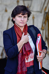 October 10, 2018 - Paris, Ile-de-France (region, France - Roxana Maracineanu, Sports Minister out of the Council of Ministers, Wednesday, October 10, 2018 (Credit Image: © Julien Mattia/Le Pictorium Agency via ZUMA Press)