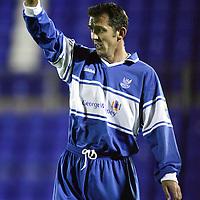 St Johnstone FC Season 2006-07<br />Owen Coyle<br /><br />Picture by Graeme Hart.<br />Copyright Perthshire Picture Agency<br />Tel: 01738 623350  Mobile: 07990 594431