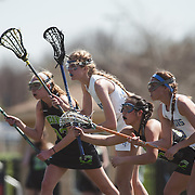 Lyons Township vs Lincoln-Way - 1st Annual Naperville North Girls Lacrosse Tournament