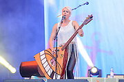 Katzenjammer beim Open Flair 2015 in Open Flair Festival Eschwege am 08.August 2015. Foto: Rüdiger Knuth