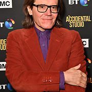 Stephen Woolley Arrivers at Premiere of documentary about the British film production company, Handmade Films, created by George Harrison of the Beatles on 27 March 2019, London, UK.