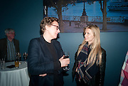 GAYLE GRIFFITHS; JULIA GODZINSKAYA, , BIRDS EYE VIEW INTERNATIONAL WOMEN'S DAY  RECEPTION, BFI Southbank. London. 8 March 2012.