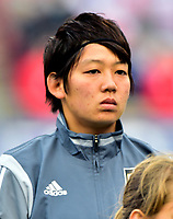 International Women's Friendly Matchs 2019 / <br /> SheBelieves Cup Tournament 2019 - <br /> Japan vs England 0-3 ( Raymond James Stadium - Tampa-FL,Usa ) - <br /> Arisa Matsubara of Japan