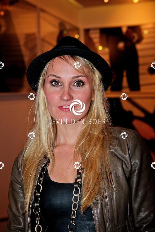 AMSTERDAM - In het nieuwe DeLaMar theater is de premiere van BNN Spuiten en Slikken de Musical gestart.  Met op de foto Peggy Vrijens. FOTO LEVIN DEN BOER - PERSFOTO.NU