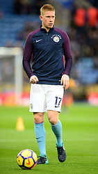 Kevin De Bruyne of Manchester City - Mandatory by-line: Alex James/JMP - 18/11/2017 - FOOTBALL - King Power Stadium - Leicester, England - Leicester City v Manchester City - Premier League