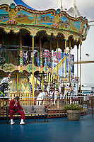 Atlantic City Carousel Steel Pier