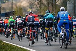 Peloton during the UCI WorldTour 103rd Liège-Bastogne-Liège from Liège to Ans with 258 km of racing at Deigne (238 km to go), Belgium, 23 April 2017. Photo by Pim Nijland / PelotonPhotos.com   All photos usage must carry mandatory copyright credit (Peloton Photos   Pim Nijland)