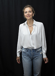 August 19, 2018 - New York, NEW YORK, USA - Maggie Gyllenhaal stars in the The Kindergarten Teacher, (Credit Image: © Armando Gallo via ZUMA Studio)