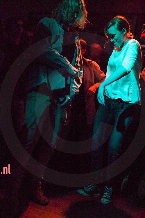 nederland, enschede 20nov2015 Popronde Enschede