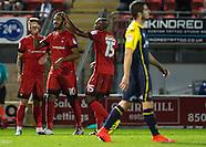 Leyton Orient v Stevenage FC - EFL Trophy - 30/08/2016