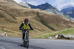 16-09-2017 FRA: BvdGF Tour du Mont Blanc day 7, Beaufort<br /> De laatste etappe waar we starten eindigen we ook weer naar een prachtige route langs de Mt. Blanc / John