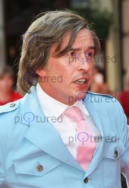 Steve Coogan, Alan Partridge: Alpha Papa World Film Premiere, Vue West End cinema Leicester Square, London UK, 24 July 2013, (Photo by Richard Goldschmidt)