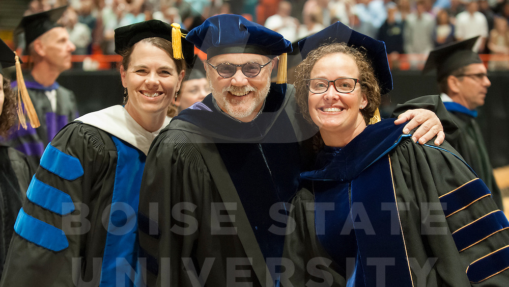 Spring Commencement 2014, Carrie Quinney Photo