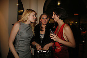 MEREDITH OSTRON, TATJANA RHODES AND MARIA GRACHVOGEL, Maria Grachvogel 5th Anniversary of her  Sloane St store. 162 Sloane St. London. 19 October 2006. -DO NOT ARCHIVE-© Copyright Photograph by Dafydd Jones 66 Stockwell Park Rd. London SW9 0DA Tel 020 7733 0108 www.dafjones.com