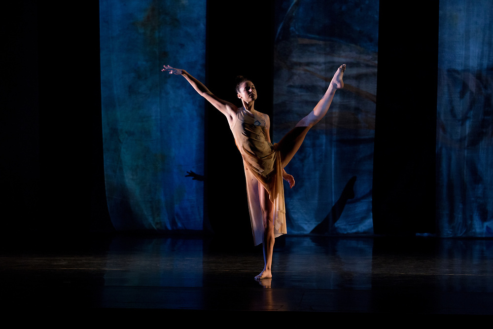 *Mystique* | Director: Christopher Pilafian | Dance: Nichole Powell | Set Artwork: Mary Heebner | Dress Artwork: Ingrid Luna