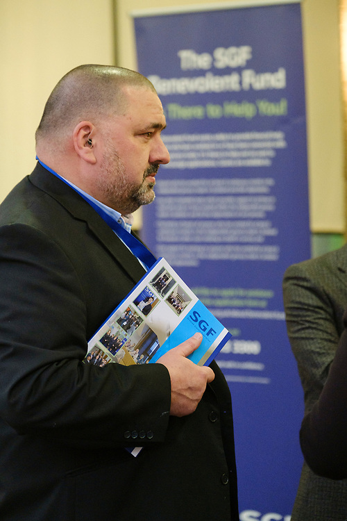 SGF Crime Seminar, Stirling.<br /> <br /> Photograph: Mike Wilkinson 06/02/20.<br /> <br /> Copyright: Mike Wilkinson.<br /> <br /> 07768393673.<br /> mike@mike-wilkinson.com<br /> www.mike-wilkinson.com.